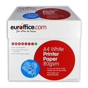 Euroffice A4 Printer Paper 80gsm/75gsm/70gsm
