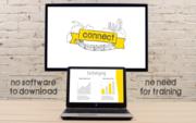 ClickShare CSE-200 is wireless presentation device